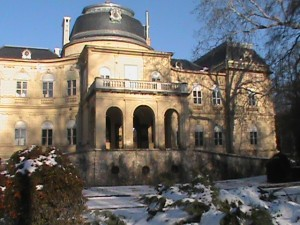 Andrassy Castle (front)